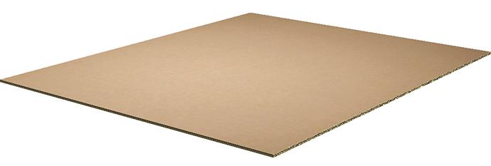 bottom paper pallet sheet