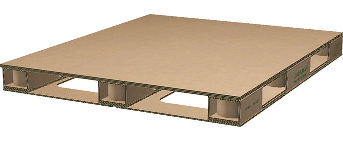 Standard Corrugated Pallets