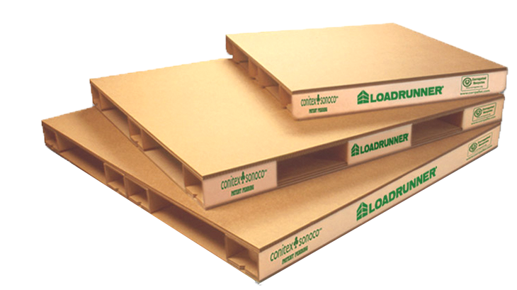 Conitex Load Runner - Corrugated Pallets